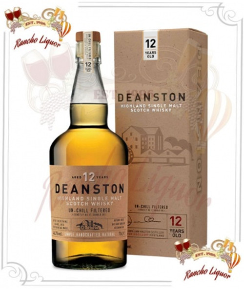 Deanston 12 Year Blended  Whiskey