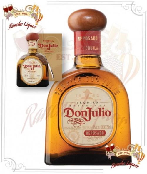 Don Julio Reposado 750ml Rancho Liquor