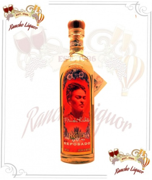 Frida Kahla Reposado Designer Edition 750mL
