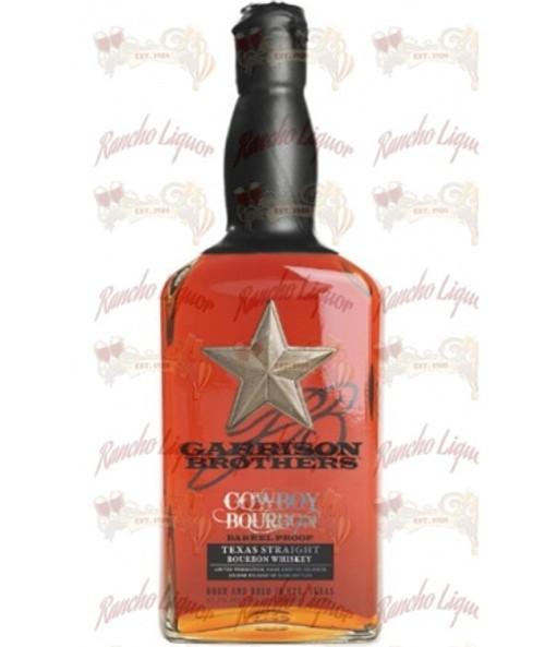 Garrison Brothers Cowboy Bourbon Barrel Proof Texas
