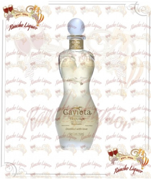 Gaviota Tequila Reposado 750mL