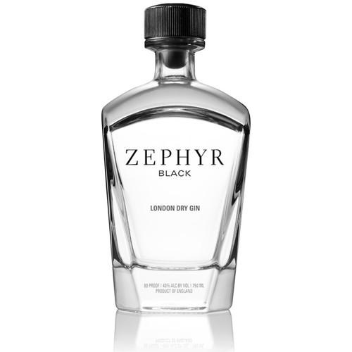 ZEPHYR Gin Black 750mL