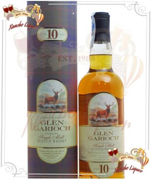Glen Garioch 10 Year Whiskey