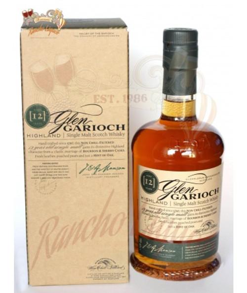 Glen Garioch 12 Year Whiskey