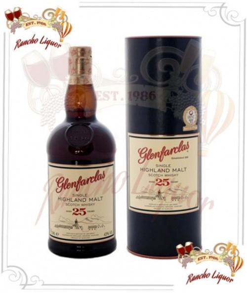 Glenfarclas 25 Year Whiskey