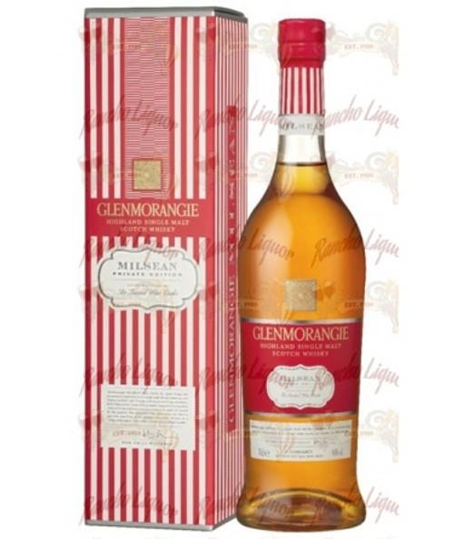 Glenmorangie Milsean Private Edition Single Malt Scotch 750mL