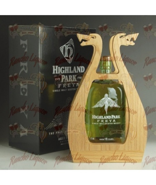 Highland Park Freya 15 Years 750.M.L Single Malt Scotch Whisky