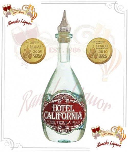 Hotel California Blanco 750mL
