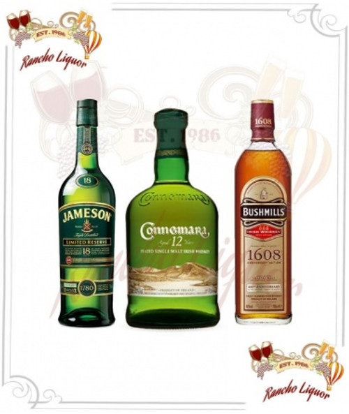 Irish Whiskey Combo