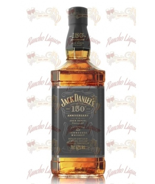 Jack Daniel's 150th Anniversary 750mL