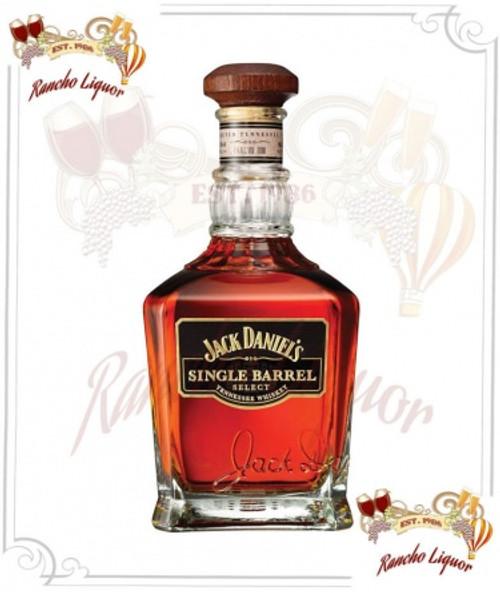 Jack Daniels Single Barrel Select Whiskey 750ml