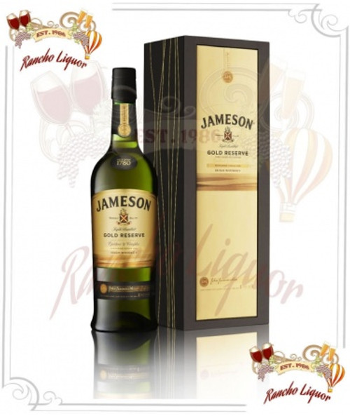 Jameson Gold Reserve Whiskey