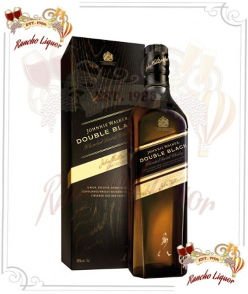 Johnnie Walker Double Black Whiskey