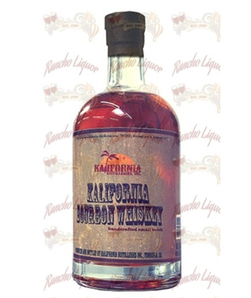 Kalifornia Bourbon Whiskey 750mL