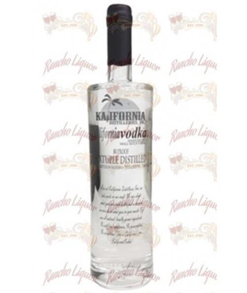 Kalifornia Vodka 750mL