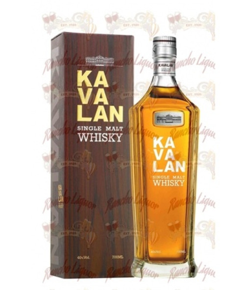 Kavalan Classic Single Malt Whisky 750mL