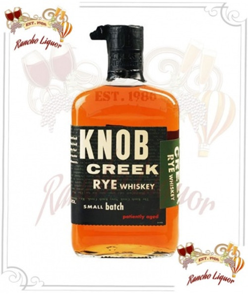 Knob Creek Rye Whiskey 750mL