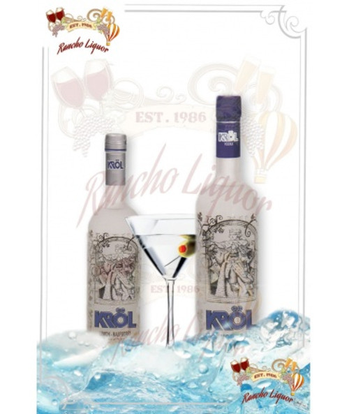 Krol Vodka 750mL