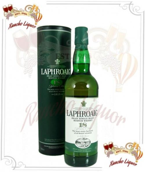 Laphroaig 18 Year Old 750mL
