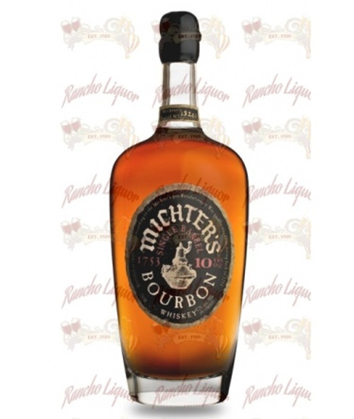 Michter's 10 Year Single Barrel Kentucky Straight Bourbon 750mL