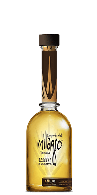 Milagro Tequila Select Barrel Reserve Anejo 750mL