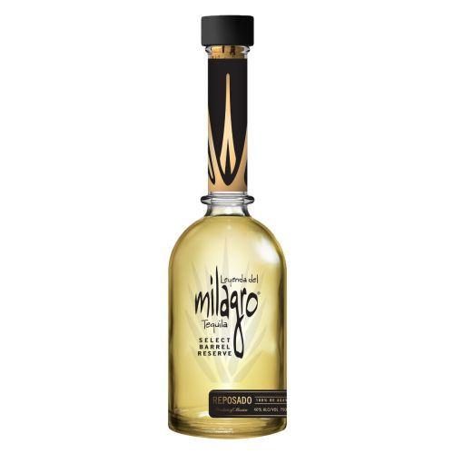 Milagro Tequila Select Barrel Reserve Reposado 750mL