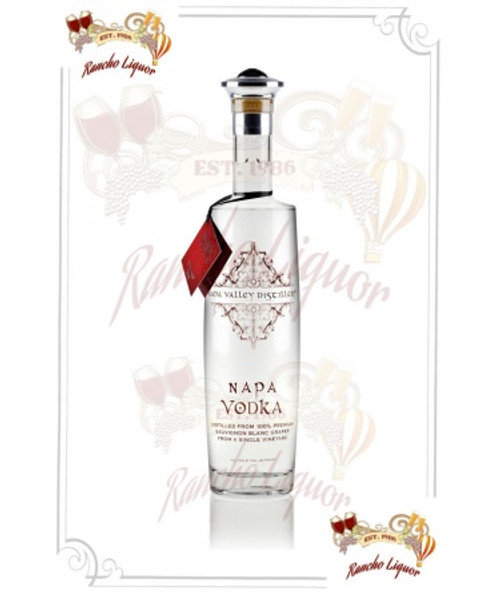 Napa Valley Vodka Vintage 2008 750mL