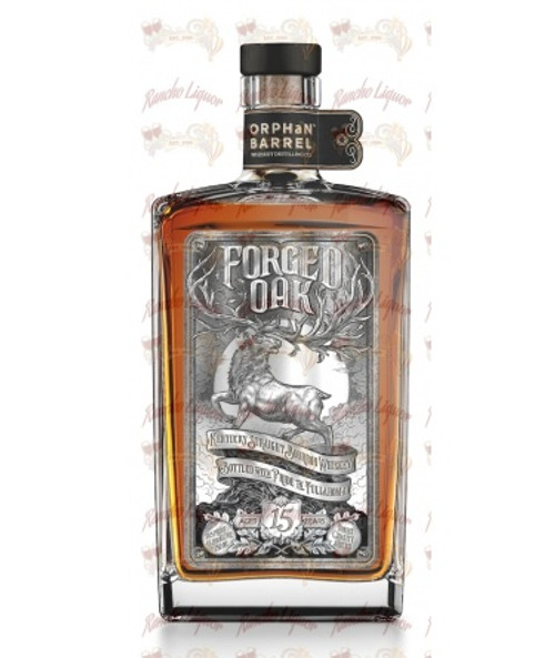 Orphan Barrel Forged Oak 15 Year 750mL
