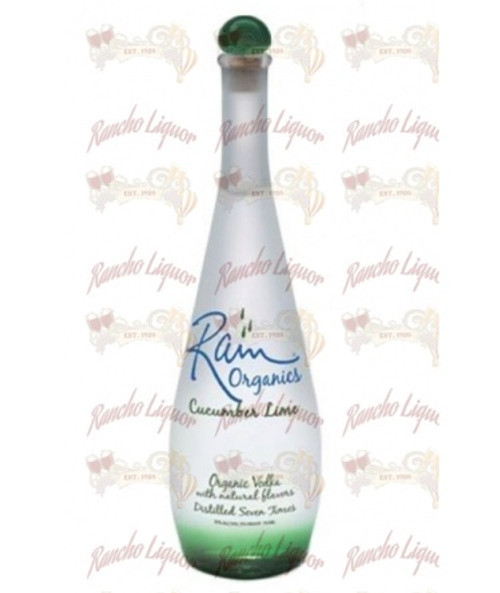 Rain Cucumber Vodka 750mL