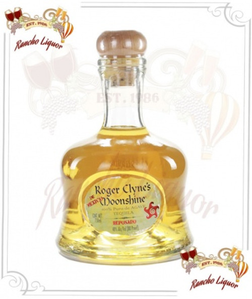 Roger Clyne's Mexican Moonshine Tequila Reposado 750mL