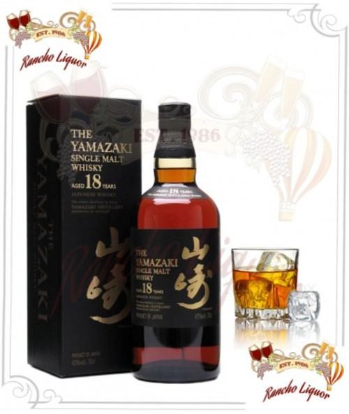 Suntory Yamazaki 18 Year Old 750mL