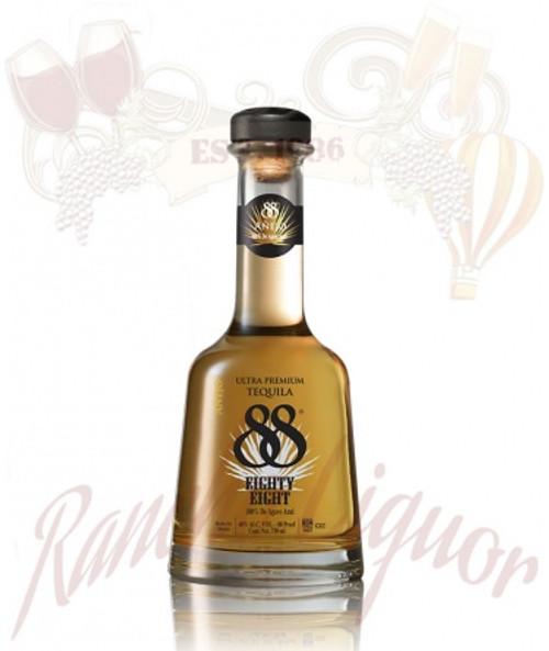 Tequila 88 Anejo 750mL