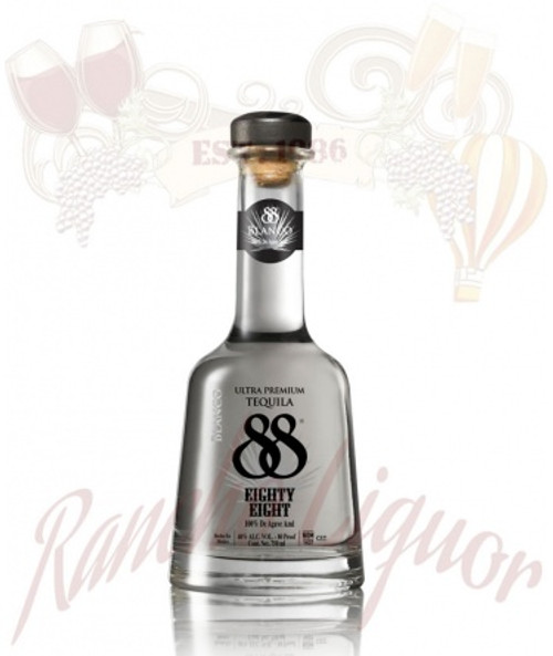 Tequila 88 Blanco 750mL