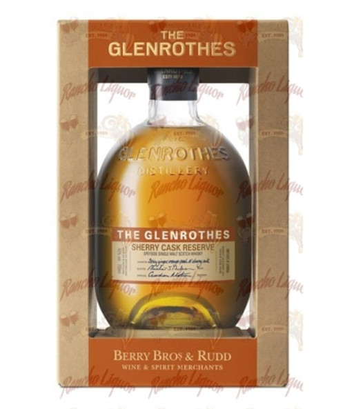 The Glenrothes Sherry Cask Reserve 750mL