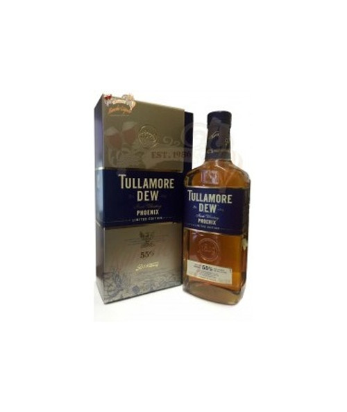 Tullamore Dew Phoenix Irish Whiskey 750mL