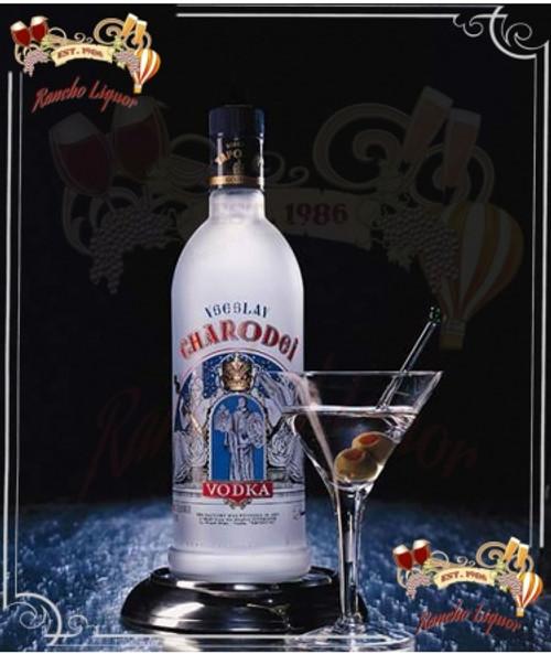Vseslav Charodei Vodka