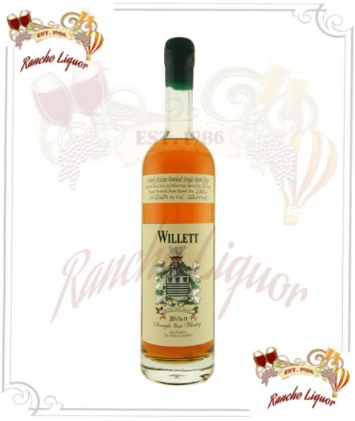 Willets Rye Whiskey