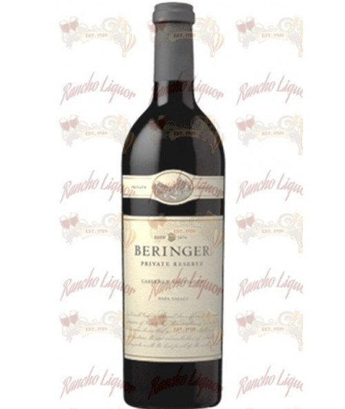 Beringer Private Reserve Cabernet Sauvignon Napa Valley 750 mL