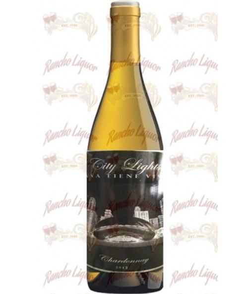 Casa Tiene Vista City Lights Chardonnay 750 mL