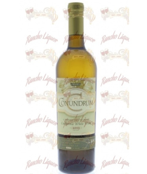 Conundrum White Blend 750mL
