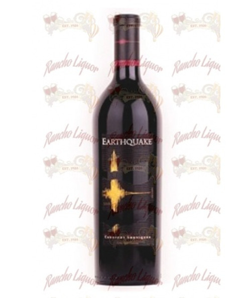 Earthquake Cabernet Sauvignon 750 mL