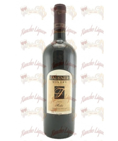 Falkner Winery Merlot 750 mL