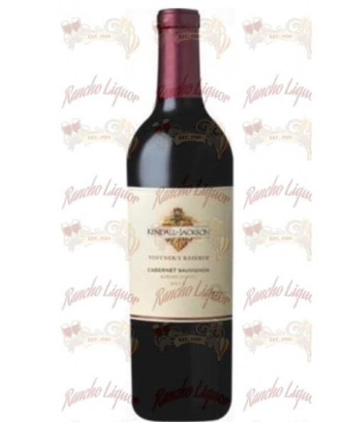 Kendall Jackson - Vintner's Reserve Cabernet Sauvignon 750 mL