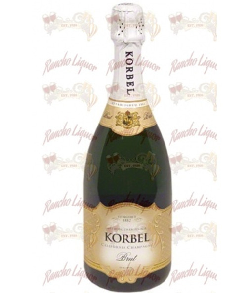 Korbel California Champagne Brut 750 m.L.