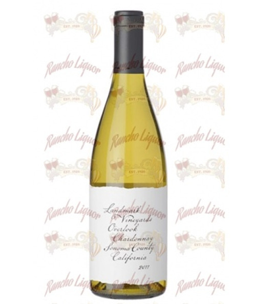 Landmark Overlook Chardonnay 750mL