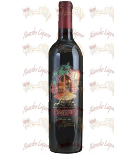 "Leoness Cellars 2010 Limited Edition ""Nine"" 750 mL"