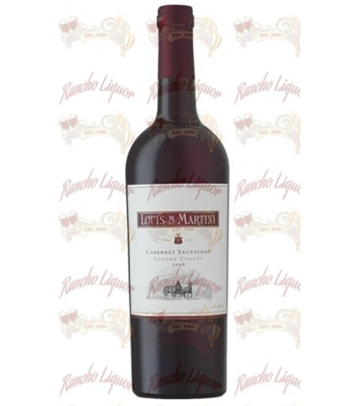 Louis M. Martini Cabernet Sauvignon Sonoma County 750 mL