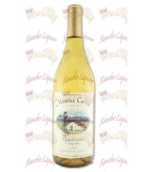 Maurice Carrie Winery Chardonnay 750 mL