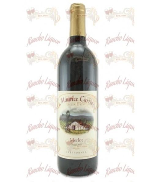 Maurice Carrie Winery Merlot 750ml