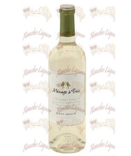 Menage aÿ Trois California Pinot Grigio 750mL